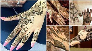 Bridal Mehndi designs || Mehndi Designs On Hands|| Indian Wedding New Mehndi Design|| mehndi designs