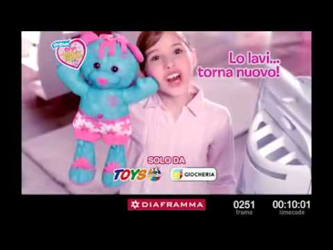 Toys Center Italia - Orso Tatu