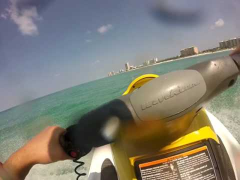 Jet ski / Panama city beach - Florida 2016