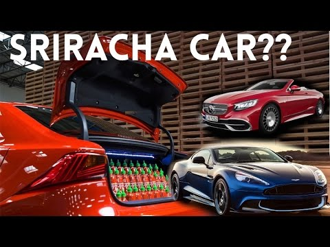 The Most RIDICULOUS New Cars Just Released!
