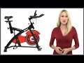 Soozier Pro Upright Stationary Exercise Cycling Bike Review