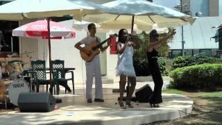 Elisete at Weizman Institute - The best moments