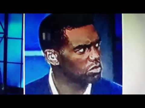 Randy Moss KILLED Trent Dilfer (ESPN) with this look...
