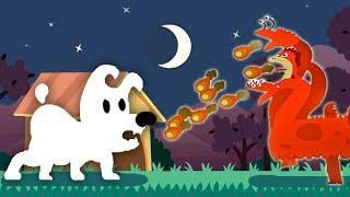 A fabulous Mimpi doggy adventure # 4. Mimpi cartoon game for children