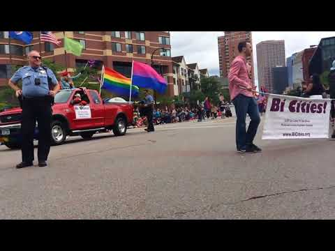Police Won't Wear Uniforms At Twin Cities PRIDE Parade