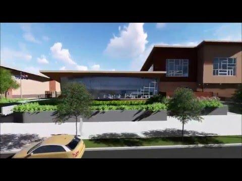 Marin Elementary School Animation