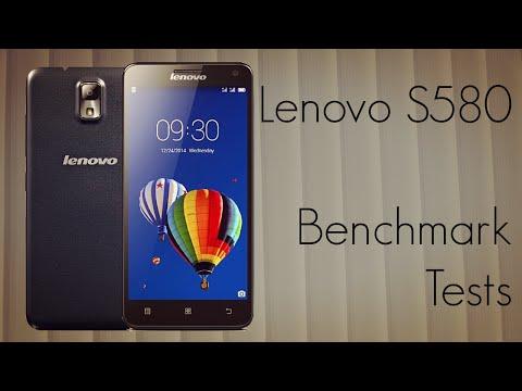 Lenovo S580 Benchmark Tests - PhoneRadar