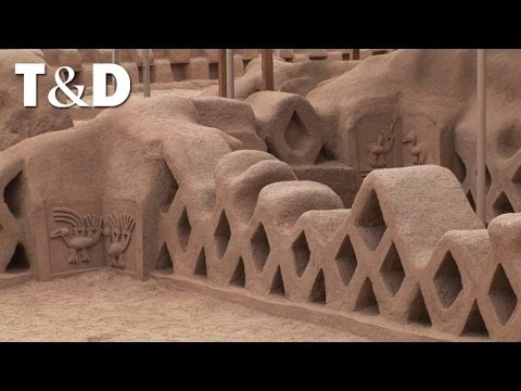Chan Chan Las Ciudades Del Reino Chimú -  Perú