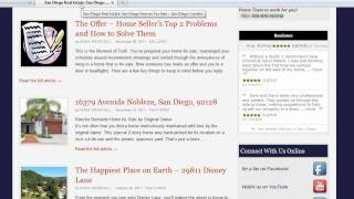 Be Aware Of The Following SEO Implication When Using Zillow Tools On Your Wordpress Blog