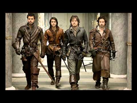 The Musketeers - Soundtrack - Murray Gold (HIGH QUALITY)