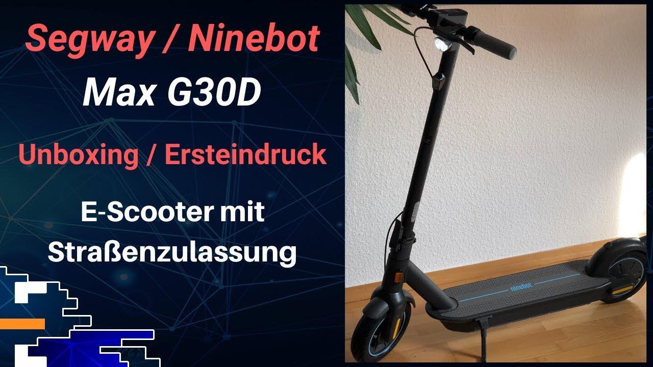 Für Ninebot MAX G30 Smart Elektroroller Original Limit Ring Von Hoher Qualität