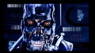 Terminator 2 dvd and blu ray menu reviews