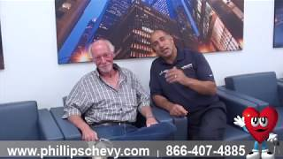 2018 Chevy Equinox  Costumer Review Phillips Chevrolet   Chicago New Car Dealership Sales