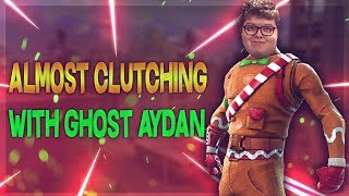 Almost Clutching it up With Ghost Aydan | Build Battles and Clips of The Week #11 - Rich Homie Stan