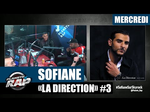 Youtube: Planète Rap – Sofiane«La Direction» avec Bakhaw, NockPi, l'asso Speranza et Fred Musa #Mercredi