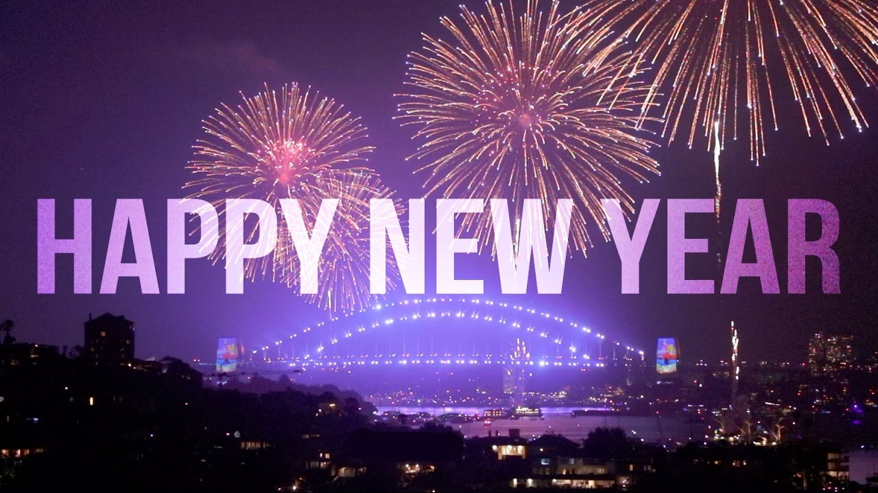 HAPPY NEW YEAR 2017! SYDNEY NEW YEARS EVE FIREWORKS - TEASER #NYE ...