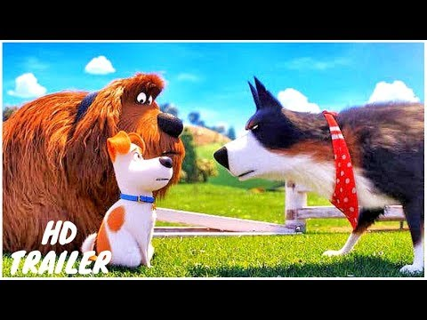The Secret Life Of Pets 2 Rooster S Advice Official Tv Spots Trailer New 2019 Animation Hd Youtube