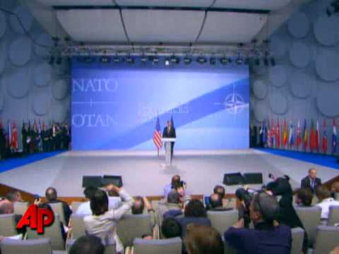 Obama Praises NATO Allies on Afghanistan