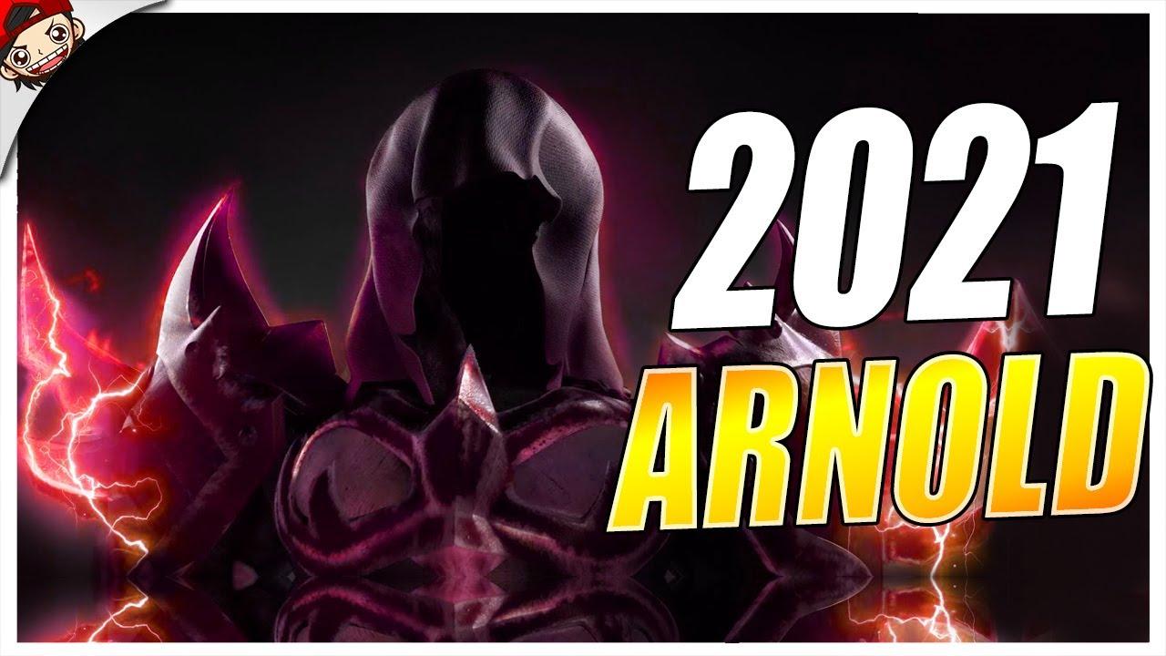🔴 ARNOLD 2021 POUR LE HOH RETOUR !  SUMMONERS WAR