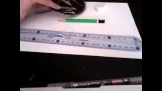 comment dessiner etoile 7 branches