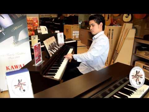 Kuljaesol Promotion ราคาพิเศษ เปียโนไฟฟ้า KAWAI KDP 90