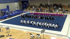 Air Force Women's Gymnastics vs UC Davis and Wisconsin Whitewater