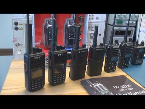 Two Way Radio - FCC, FRS, GMRS, MURS, CB and DMR (MotoTRBO-Digital) - Pt1