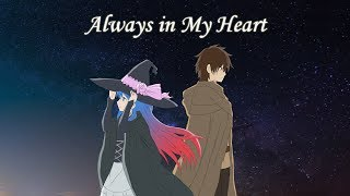 【A-chan】SukaSuka OST Always in my heart Cover (終末なにしてますか?OST 歌ってみた)