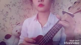Cho em gần anh thêm chút nữa cover ukulele .|.LO.|.