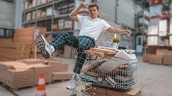 ES ESKALIERT IM IKEA! 😳