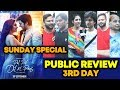 Pal Pal Dil Ke Pass PUBLIC REVIEW | DAY 3 | Sunday Special | Karan Deol, Saher Bamba