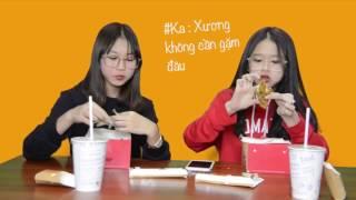Thử thách gà cay + tương ớt Linh Ka & Chi Bé thumbnail