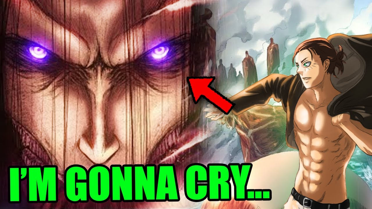 Attack On Titan Chapter 139 Release Date Spoilers The End Of The Manga S 11 Year Run