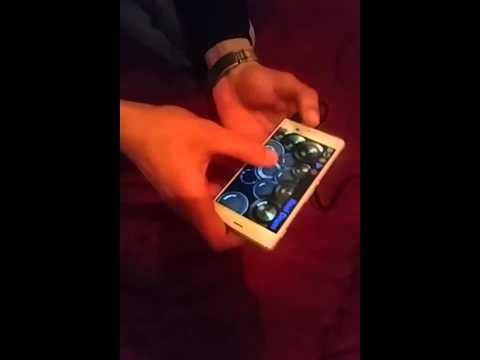jouer la batterie avec son portable