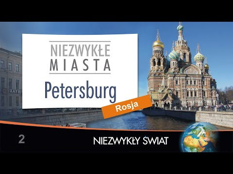 Niezwykly Swiat - Petersburg - Full HD - Lektor PL - 53 min