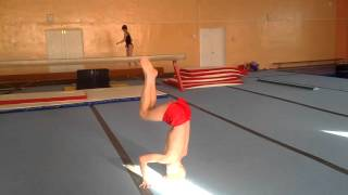 Программа по гимнастике (юноши 7-8 класс)