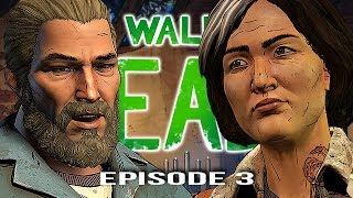 CROSSING NEW FRONTIER - The Walking Dead Season 3 - Above The Law Part 2
