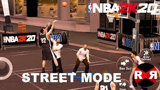 NBA 2K20 (by 2K) - RUN THE STREET - iOS / Android Ultra Graphics Gameplay