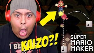 THIS IS NOT HOW I WANTED TO START 2019!!! [SUPER MARIO MAKER] [#168]