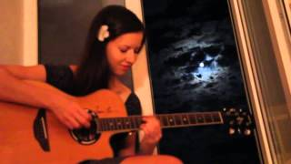 Blues in the night - Kenny Burrell (cover Jenny Goncharova)