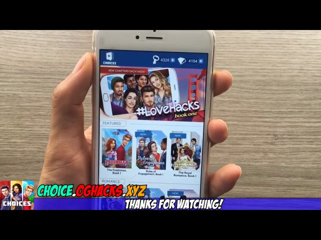 Choices stories you play hack  - Get free keys and diamonds  (2017 updated)