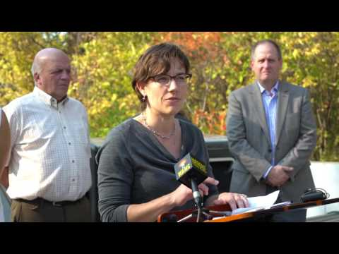 Kate McCarthy of Vermont Natural Resources Council Supports BTV Town Center Project