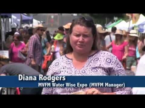 Water Wise Expo at Mar Vista Famers' Market