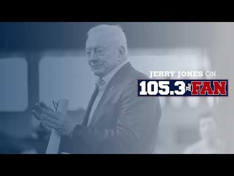 Jerry Jones on 105.3 The Fan | 11/5/19 | Dallas Cowboys 2019