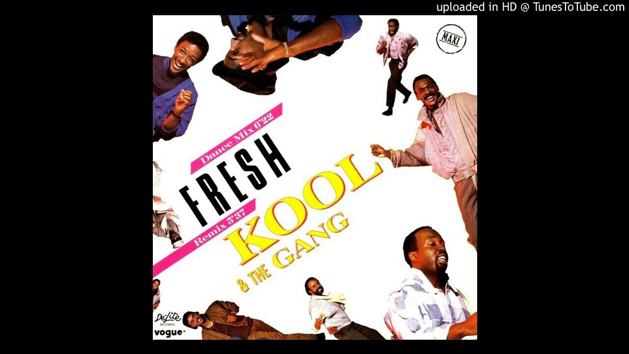 Kool & The Gang - Fresh ''Dance Mix'' (1985)
