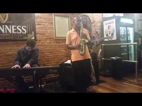 The JAMM  McGaedy's River Rasin Jazz Series Closing Night!