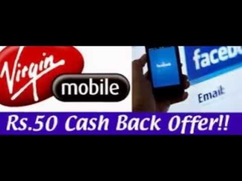 online virgin mobile prepaid recharge