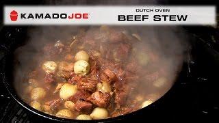 Kamado Joe Dutch Oven Beef Stew