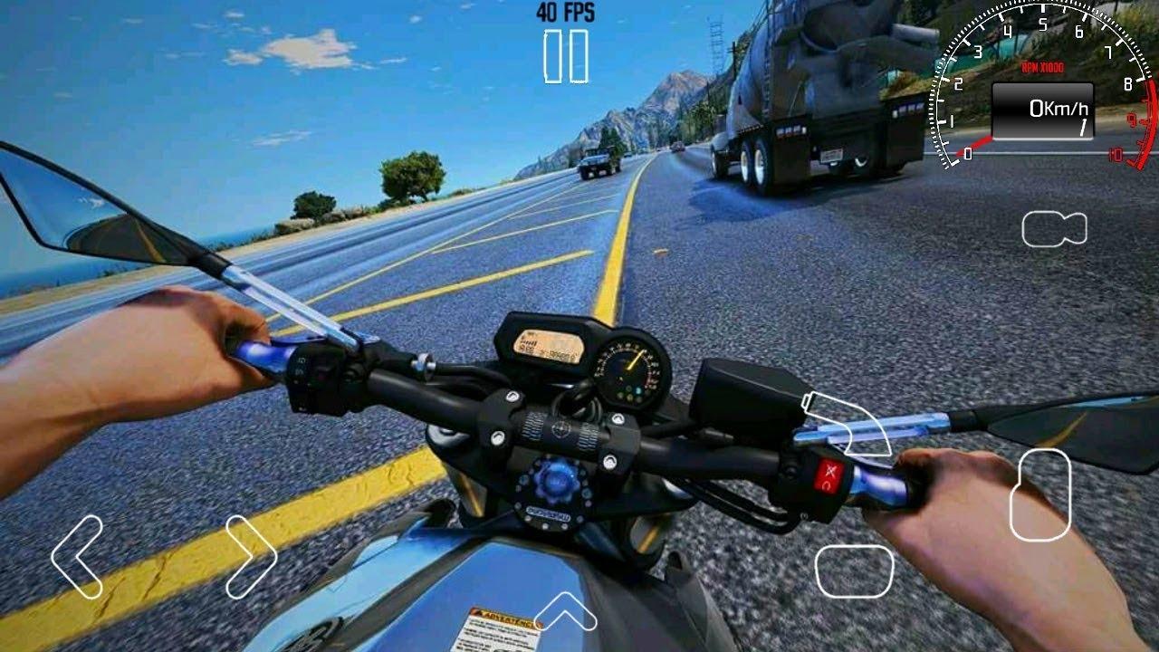 Resultado de imagem para jogo de motos para android