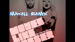 Maroon 5 feat. Christina Aguilera - Moves Like Jagger MaX3LL Remix (demo)